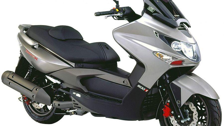 Kymco Xciting 250Ri (2010-11)