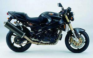 Laverda 750 Black Strike (2000)