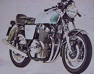 Laverda 1000 3C (1975-76)