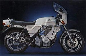 Laverda 1200TS Mirage (1979)