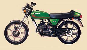 Laverda 125 LZ (1979-80)