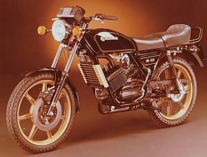 Laverda 125LZ Ele (1981)