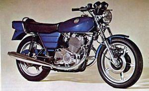 Laverda 500 Alpino (1977)