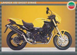 Laverda 650 Ghost Strike (1996)