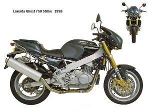 Laverda 750Strike (1997)