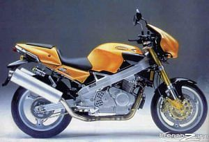 Laverda Ghost 750 Strile (1998)