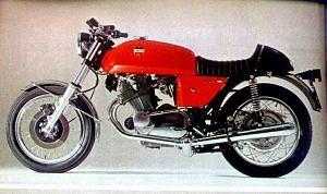 Laverda 750SF2 (1974-75)