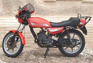Laverda LZ 125 Sport (1980)