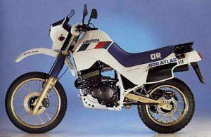 Laverda OR600 Atlas (1986-87)