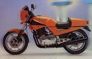 Laverda RGS1000 Jota (1985)
