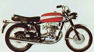 MV Agusta 350 Turismo B (1971)