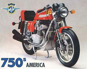 MV Agusta 750 Sport America (1975-77)