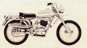 MV Agusta 125 Scrambler (1967-69)