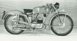 MV Agusta 125 Sport C (1949-51)