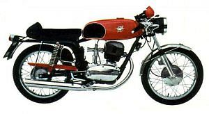 MV Agusta 125 GTL (1971)