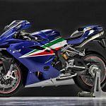 MV Agusta F4 Italian Aerobatic Team Special Edition (2011)