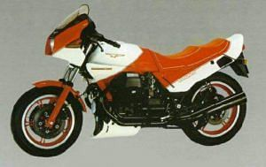 Moto Guzzi 1000 Le Mans Mark IV (1986-87)