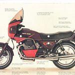 Moto Guzzi 1000SPII Spada (1983-87)