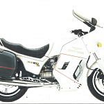 Moto Guzzi 1000SPIII (1988-89)