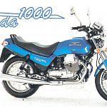 Moto Guzzi 1000 Strada (1990)