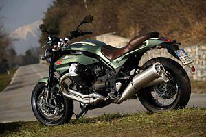 Moto Guzzi Griso 1200 8V S.E. (2009-10)