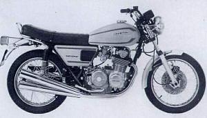 Moto Guzzi 350GTS (1974-79)