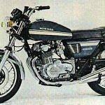 Moto Guzzi 400GTS (1974)