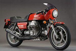 Moto Guzzi 850 Le Mans Mark 1 (1976)