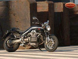 Moto Guzzi Griso (2009-10)