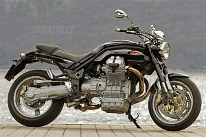Moto Guzzi Griso 850 (2007-09)
