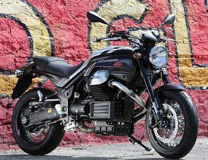 Moto Guzzi Griso 1200 8V S.E. (2015-16)
