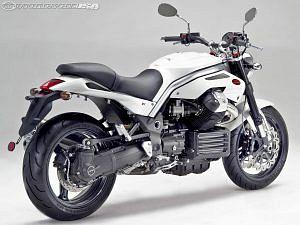 Moto Guzzi Griso 8V (2007-08)