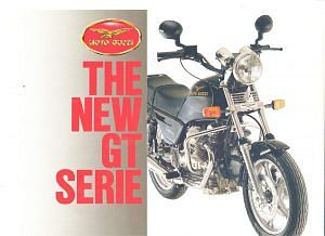 Moto Guzzi V 65GT (1987)