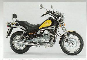 Moto Guzzi Nevada 350 1994 (1994-97)
