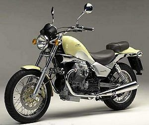 Moto Guzzi Nevada 750 Club (1998-03)