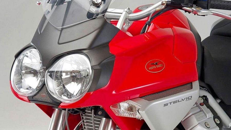 Moto Guzzi Stelvio (2009)