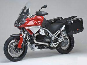 Moto Guzzi Stelvio (2010)