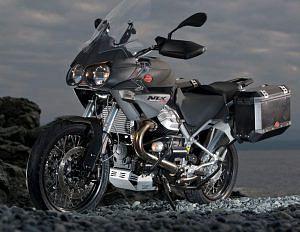 Moto Guzzi Stelvio 1200 NTX (2013-14)