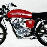 Moto Guzzi Stornello 125 (1961)