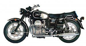 Moto Guzzi V-7 750 Ambassador (1969-70)