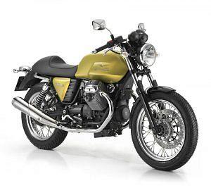 Moto Guzzi V 7 Café Classic (2009-10)