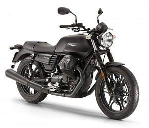 Moto Guzzi V 7 III Stone (2017-18)