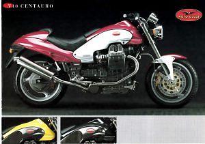 Moto Guzzi V10 Centauro (1996-97)