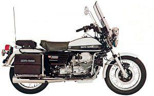 Moto Guzzi V1000 Convert (1977-79)