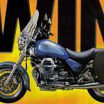Moto Guzzi V 11EV (1998-00)