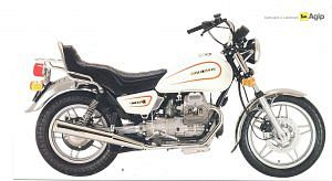 Moto Guzzi V 50C (1982-86)