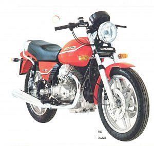 Moto Guzzi V 65 (1982)