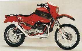 Moto Guzzi V 65TT Baja (1984)