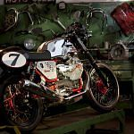 Moto Guzzi V7 Clubman Racer (2010-11)