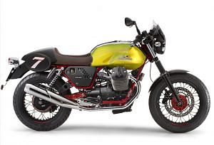 Moto Guzzi V7 Clubman Racer Verde Legnano Special Edition (2015)